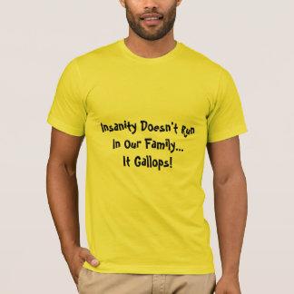 Camiseta T-shirt da demência
