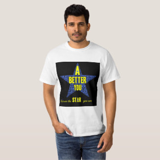 Camiseta T-shirt da descoberta da estrela
