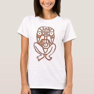 Camiseta T-shirt da deusa de Taino