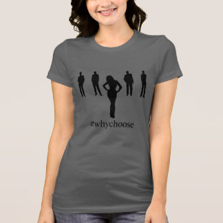 Camiseta T-shirt da divisa do RH