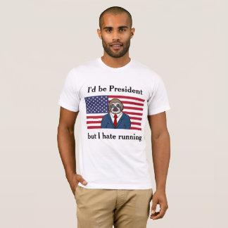 Camiseta T-shirt da divisa dos homens
