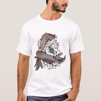 Camiseta T-shirt da doença social