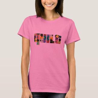 Camiseta T-shirt da edredão