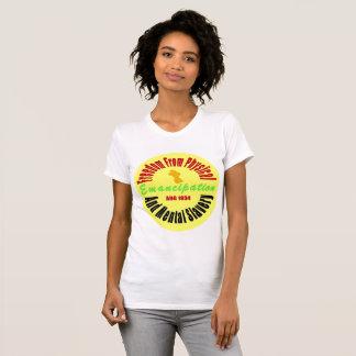 Camiseta T-shirt da emancipação de Guyana