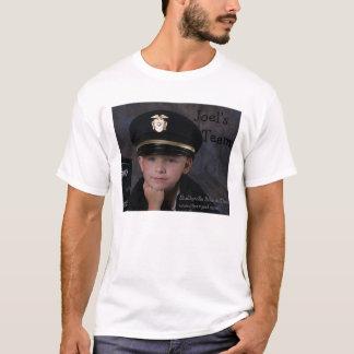 Camiseta T-shirt da equipe de Joel