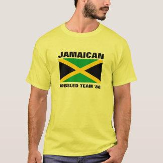 Camiseta T-shirt da equipe jamaicana '88 do Bobsled