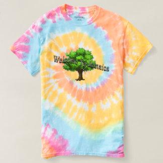 Camiseta t-shirt da erva daninha