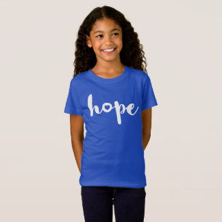 Camiseta T-shirt da esperança