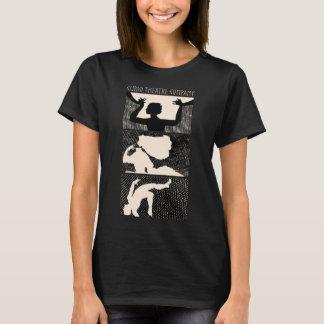 Camiseta T-shirt da estação 13 do TEATRO do OBJETO ANTIGO