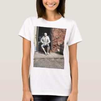 Camiseta T-shirt da estátua