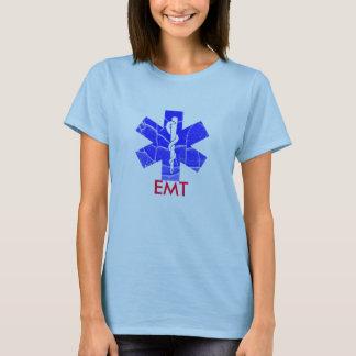 Camiseta T-shirt da estrela de EMT