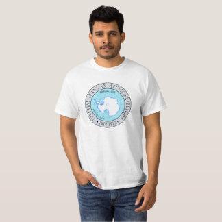 Camiseta T-shirt da expedição da resistência de Shackleton