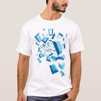 Camiseta T-shirt da explosão de pedra preciosa dos doces de