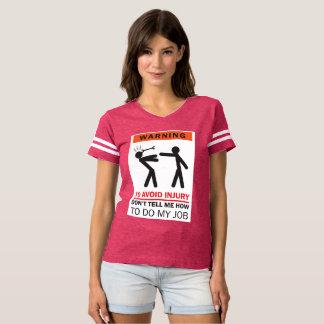 Camiseta T-shirt da expressão