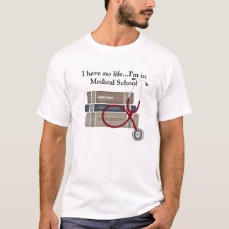 Camiseta T-shirt da Faculdade de Medicina