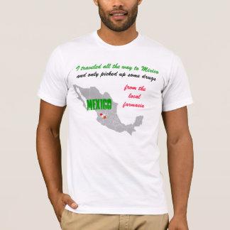 Camiseta T-shirt da farmácia de México