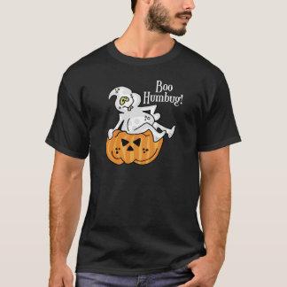 Camiseta T-shirt da farsa da vaia do Anti-Dia das Bruxas
