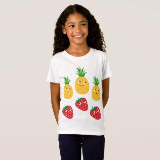 Camiseta T-shirt da fruta
