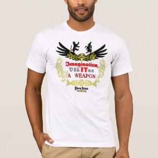 Camiseta T-shirt da FS-Imaginação dos homens