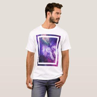 Camiseta T-shirt da galáxia