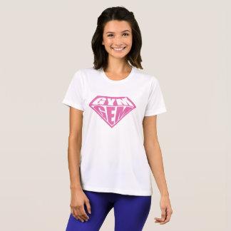 Camiseta T-shirt da gema do Gym