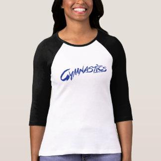 Camiseta T-shirt da ginástica