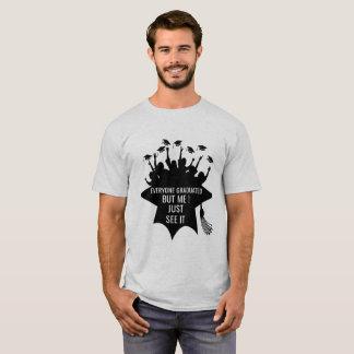 Camiseta T-shirt da graduação