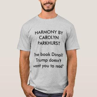 Camiseta T-shirt da harmonia
