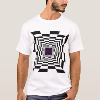 Camiseta T-shirt da hipnose