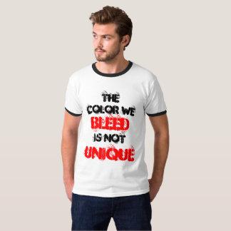 Camiseta T-shirt da igualdade