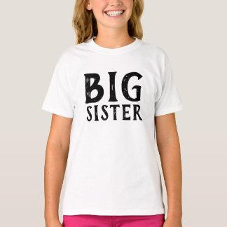 Camiseta T-shirt da irmã mais velha