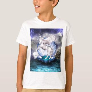 Camiseta T-shirt da juventude de Pegasys
