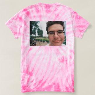 Camiseta T-shirt da Laço-Tintura do filme de Gary