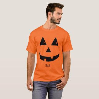 Camiseta T-shirt da lanterna de Jack O