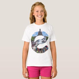 Camiseta T-shirt da legislatura de Alberta