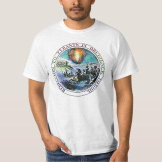 Camiseta T-shirt da liberdade