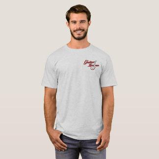 Camiseta T-shirt da liga da guitarra