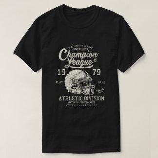 Camiseta T-shirt da liga do campeão