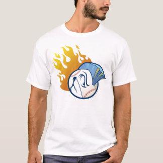 Camiseta T-shirt da loucura do Mohawk
