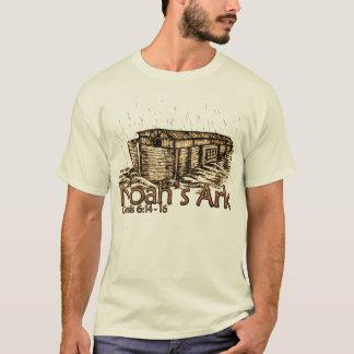 Camiseta T-shirt da luz da arca de Noah