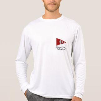 Camiseta T-shirt da luz da navigação de Burke