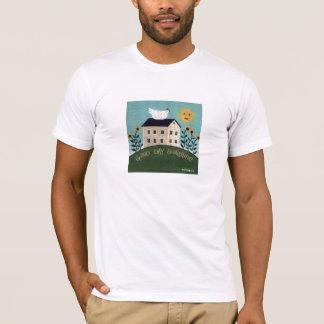 Camiseta T-shirt da luz do sol do bom dia