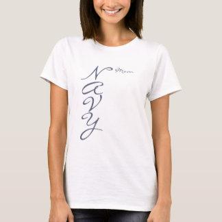 Camiseta T-shirt da mamã do marinho
