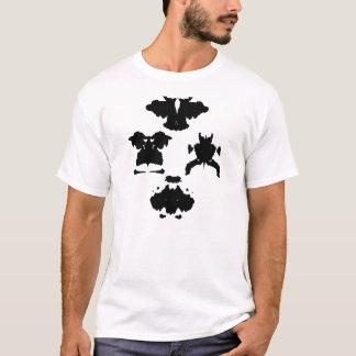 Camiseta T-shirt da mancha da tinta