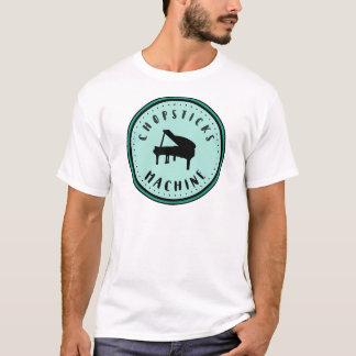 Camiseta T-shirt da máquina dos Chopsticks