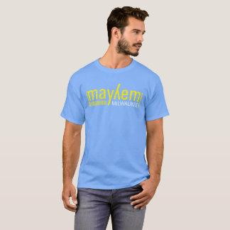 Camiseta T-shirt da marca do roupa do desordem - Milwaukee