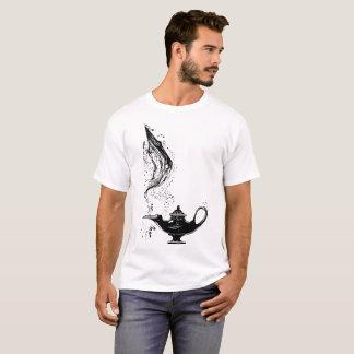 Camiseta T-shirt da margem de benefício de Aladdin