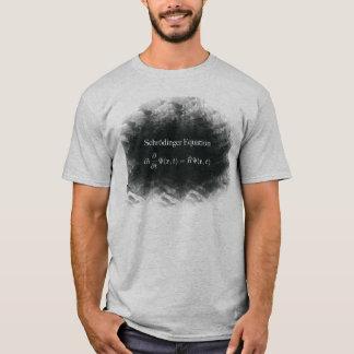 Camiseta T-shirt da matemática & da ciência da equação de