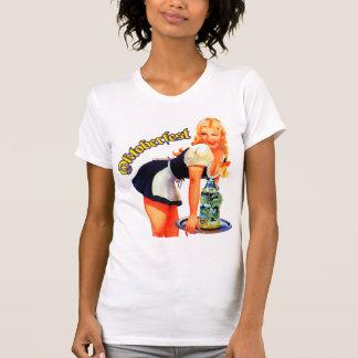 Camiseta T-shirt da menina de Oktoberfest