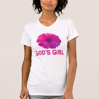 Camiseta T-shirt da MENINA do DEUS
